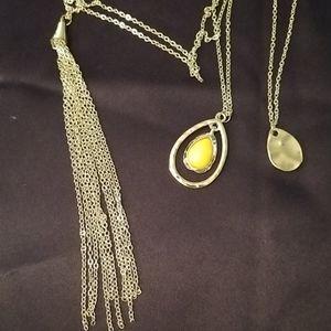 🧩 Paparazzi Layered Necklace